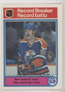 1982-83 O-Pee-Chee - [Base] #1 - Wayne Gretzky