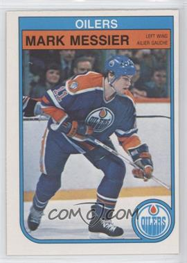 1982-83 O-Pee-Chee - [Base] #117 - Mark Messier