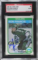 Ron Francis [SGC AUTHENTIC AUTO]