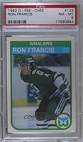 Ron Francis [PSA 8 NM‑MT]
