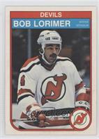 Bob Lorimer