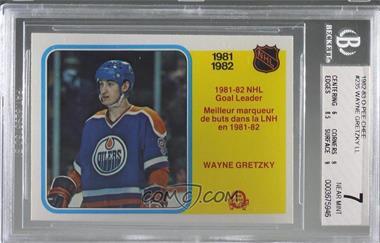 1982-83 O-Pee-Chee - [Base] #235 - Wayne Gretzky [BGS7NEARMINT]