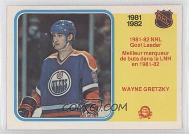 1982-83 O-Pee-Chee - [Base] #235 - Wayne Gretzky