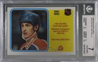 Wayne Gretzky [BGS7NEARMINT]