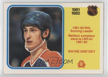 1982-83 O-Pee-Chee - [Base] #243 - Wayne Gretzky