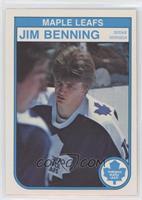 Jim Benning