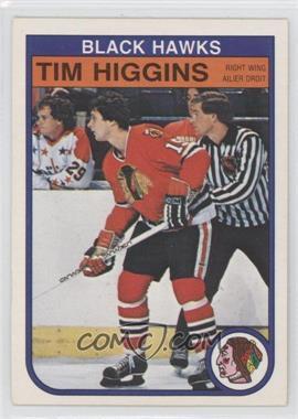 1982-83 O-Pee-Chee - [Base] #66 - Tim Higgins