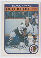 Reg Kerr