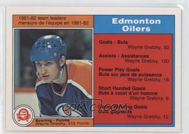 1982-83 O-Pee-Chee - [Base] #99 - Wayne Gretzky