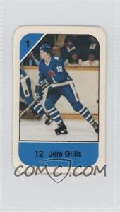 1982-83 Post Cereal - [Base] #12.7 - Jere Gillis