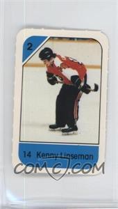 1982-83 Post Cereal - [Base] #14.10 - Ken Linseman