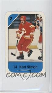 1982-83 Post Cereal - [Base] #14.12 - Kent Nilsson