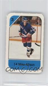 1982-83 Post Cereal - [Base] #14.7 - Mike Allison