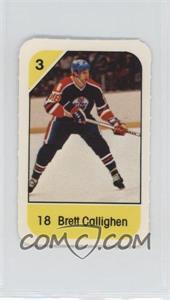 1982-83 Post Cereal - [Base] #18.6 - Brett Callighen