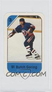 1982-83 Post Cereal - [Base] #91 - Butch Goring