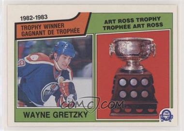 1983-84 O-Pee-Chee - [Base] #204 - Wayne Gretzky