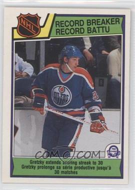 1983-84 O-Pee-Chee - [Base] #212 - Wayne Gretzky