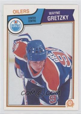 1983-84 O-Pee-Chee - [Base] #29 - Wayne Gretzky