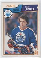 Dave Lumley