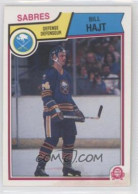 1983-84 O-Pee-Chee - [Base] #64 - Bill Hajt