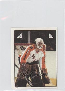 1983-84 O-Pee-Chee Album Stickers - [Base] #170 - Pete Peeters