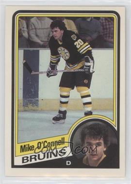 1984-85 O-Pee-Chee - [Base] #12 - Mike O'Connell
