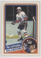 Pat LaFontaine [Noted]