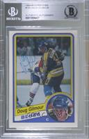 Doug Gilmour [BAS Certified Encased by BGS]