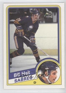 1984-85 O-Pee-Chee - [Base] #21 - Bill Hajt