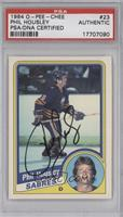 Phil Housley [PSA/DNA Certified Auto]