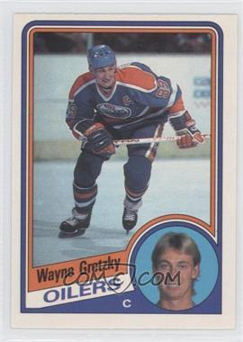 1984-85 O-Pee-Chee - [Base] #243 - Wayne Gretzky