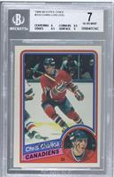 Chris Chelios [BGS 7 NEAR MINT]