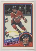 Chris Chelios [Noted]