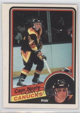1984-85 O-Pee-Chee - [Base] #327 - Cam Neely