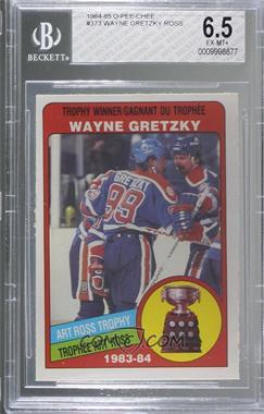 1984-85 O-Pee-Chee - [Base] #373 - Wayne Gretzky [BGS6.5EX‑MT+]