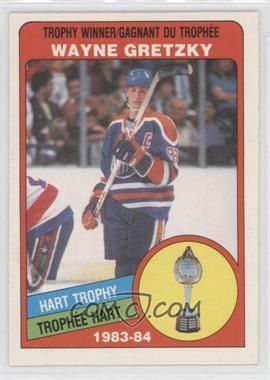 1984-85 O-Pee-Chee - [Base] #374 - Wayne Gretzky