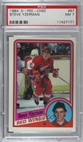 Steve Yzerman [PSA 7 NM]