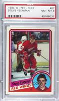 Steve Yzerman [PSA 8 NM‑MT]