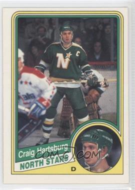 1984-85 O-Pee-Chee - [Base] #98 - Craig Hartsburg