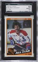 Rod Langway [SGC92NM/MT+8.5]