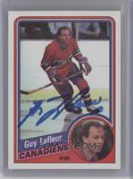 Guy Lafleur [JSA Certified Auto]