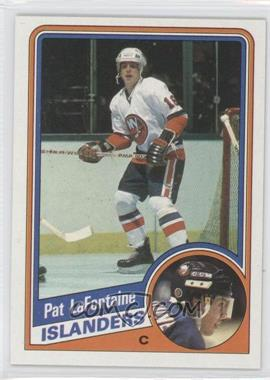 1984-85 Topps - [Base] #96 - Pat LaFontaine