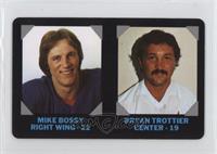 Mike Bossy, Bryan Trottier