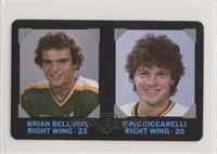 Brian Bellows, Dino Ciccarelli [EXtoNM]