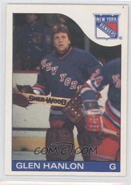 1985-86 O-Pee-Chee - [Base] #149 - Glen Hanlon