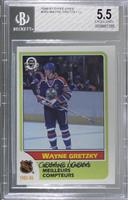 Wayne Gretzky [BGS5.5EXCELLENT+]