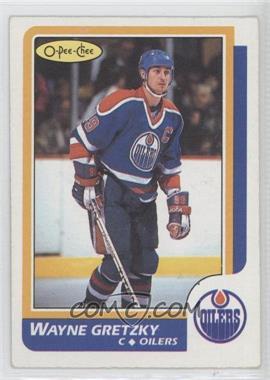 1986-87 O-Pee-Chee - [Base] #3 - Wayne Gretzky