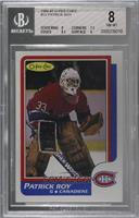 Patrick Roy [BGS 8 NM‑MT]