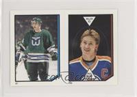 Ray Ferraro, Wayne Gretzky