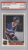 Paul Coffey [PSA 10 GEM MT]